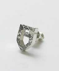 画像1: 【GARNI】Vine Pattern G Pierce  (1)