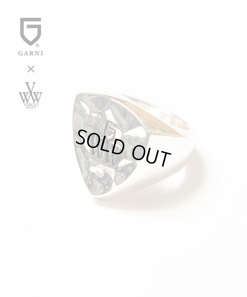 画像1: 【VIRGO】VIRGOwearworks×GARNI special pick ring (1)