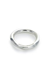画像1: 【GARNI】Log Ring - S   (1)