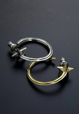 画像4: 【GARNI】Star Ring Pierce   (4)