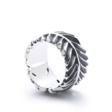 画像3: 【GARNI】Eagle Feather Ring - S (3)