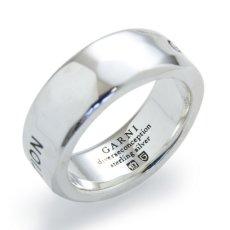 画像3: 【GARNI】Writing Ring - L  (3)