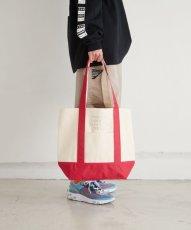画像5: 【PLMP】2TONE HEAVY TOTE BAG (5)