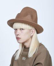 画像2: <10月発売・先行予約>【VIRGO】SPECIAL MELTON MOUNTAIN HAT (2)
