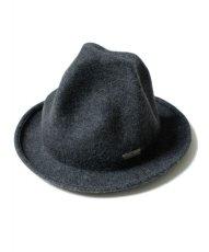 画像6: <10月発売・先行予約>【VIRGO】SPECIAL MELTON MOUNTAIN HAT (6)