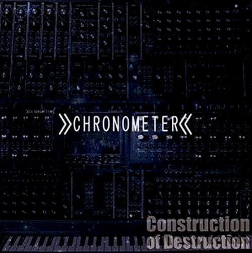 画像1:  【CD】CHRONOMETER 『Construction of Destruction』 (1)