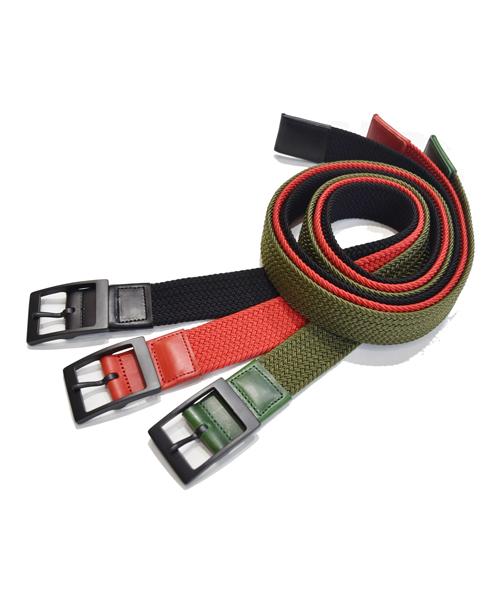 画像1:  【VIRGO】Rubber VG belt ラバーベルト (1)