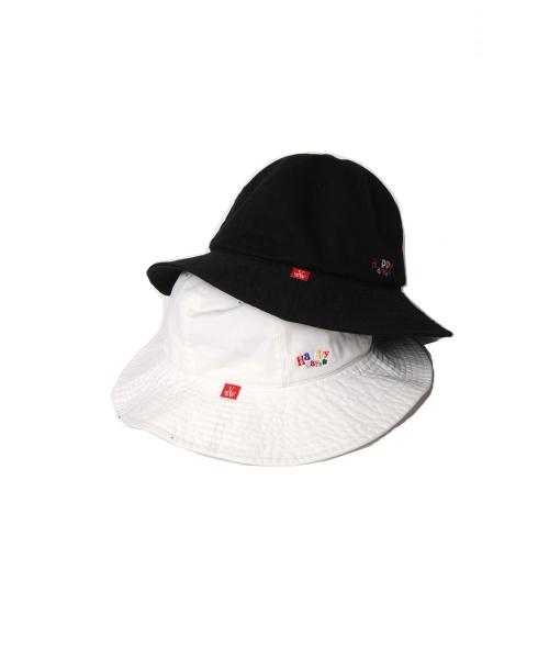 画像1: 【VIRGO】HAPPINESS HAT バケットハット  (1)