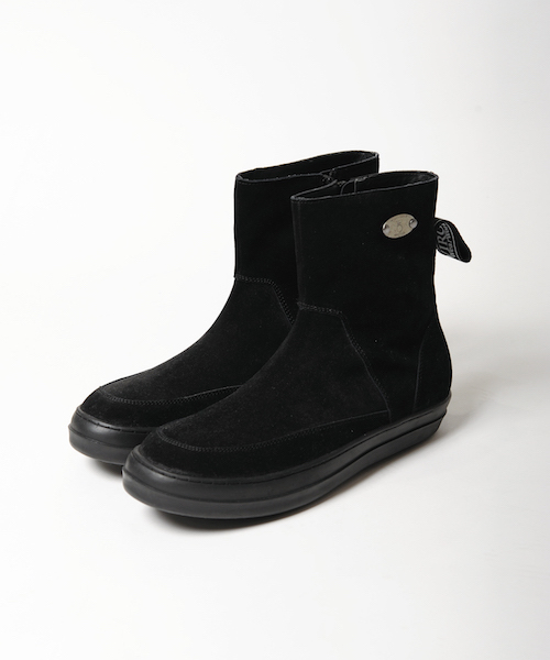 画像1: 【VIRGO】SNEAKERS SOLE MIDDLE BOOTS ミドルブーツ (1)
