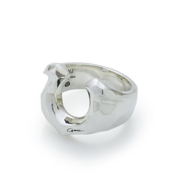 画像1: 【GARNI】Fortune Ring - S (1)
