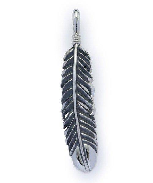 画像1: 【GARNI】Eagle Feather-L (1)