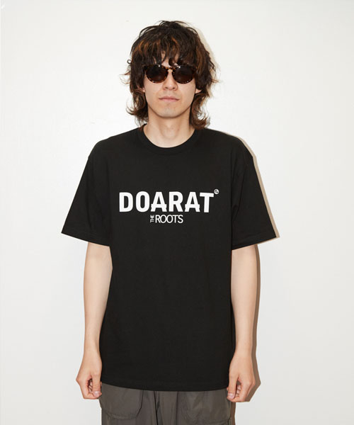 画像1: 【DOARAT】THE ROOTS LOGO TEE (1)