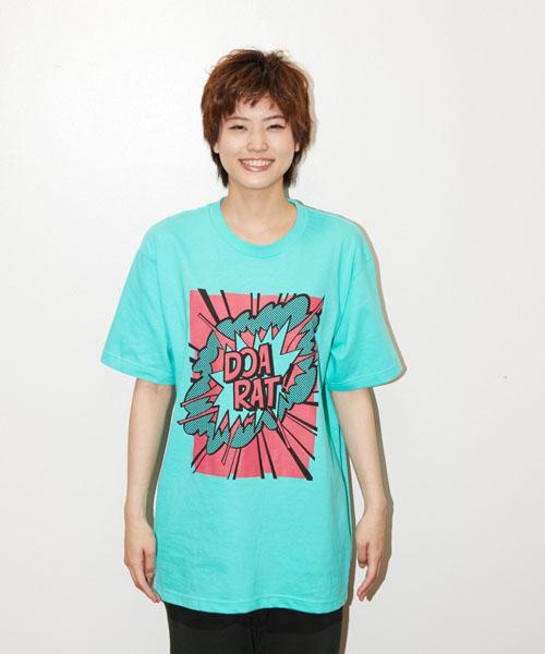 画像1: 【DOARAT】COMIC TEE (1)