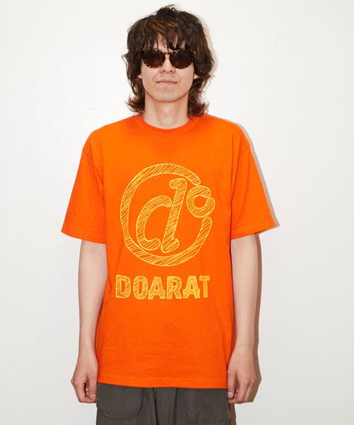 "画像1: 【DOARAT】CIRCLE ""d"" LOGO TEE (1)"