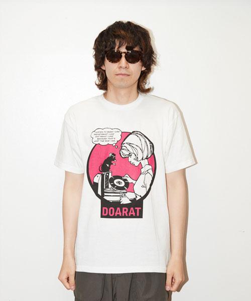 画像1: 【DOARAT】GIRLS MUSIC TEE (1)