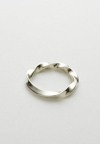 画像1: 【GARNI】Twist Ring - L (1)