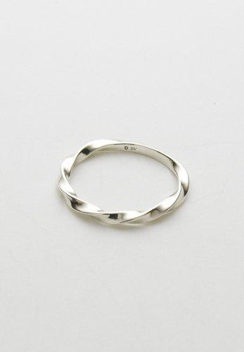 画像1: 【GARNI】Twist Ring - S (1)