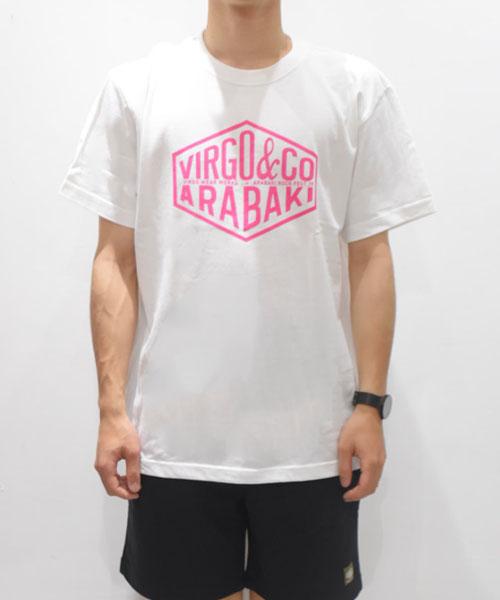 画像1: 【VIRGO】ARABAKI×VIRGOwearworks TEE (1)