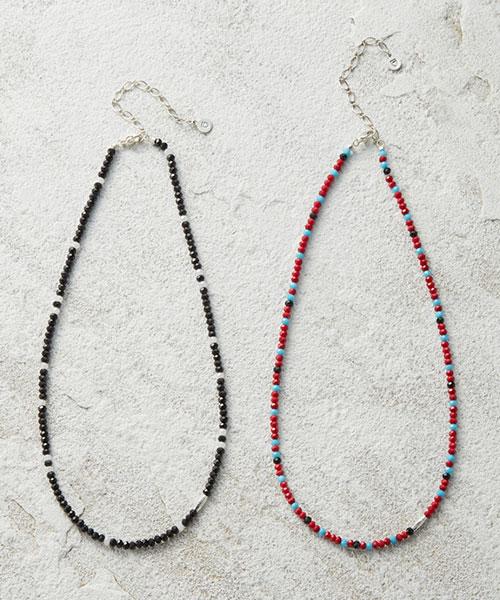 画像1: 【GARNI】Sparkling Necklace (1)
