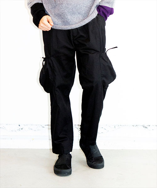 画像1: 【VIRGO】FAT PETAURISTA PANTS (1)
