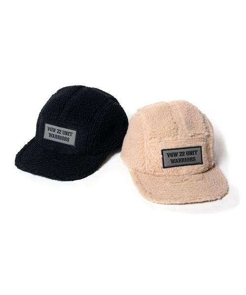 画像1: 【VIRGO】SHEEP BOA CAP (1)