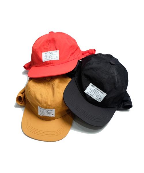 画像1: 【VIRGO】SUNSHADE CAP (1)