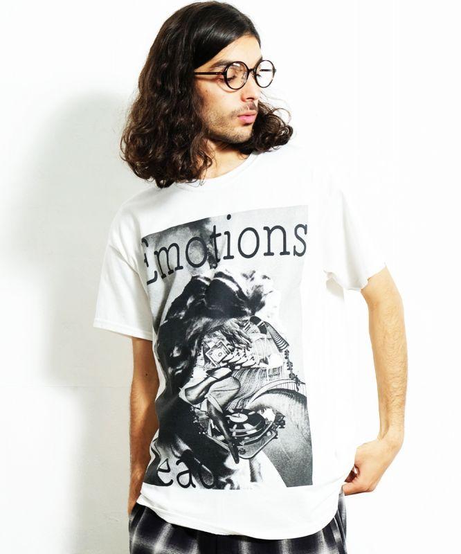 画像1: 【Uziii×VIRGOwearworks】EMOTION IS DEAD (1)