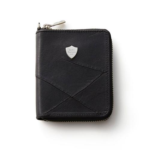 画像1: 【GARNI】Insection Zip Fold Wallet 財布  (1)