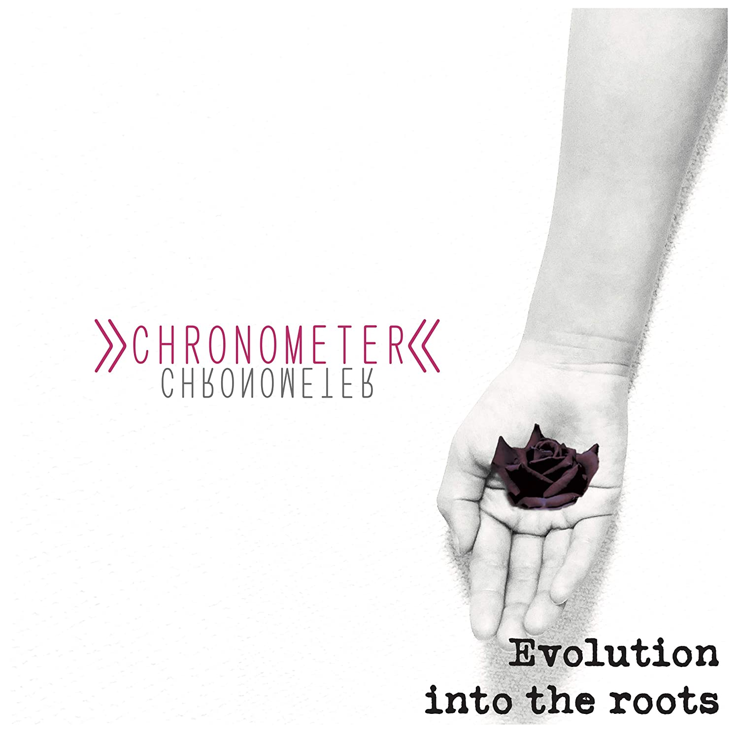 画像1:  【CD】CHRONOMETER 『Evolution into the roots』 (1)
