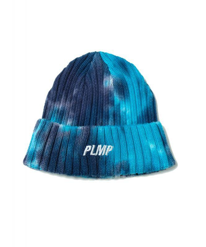 画像1:  【PLMP】DYED KNIT CAP (1)