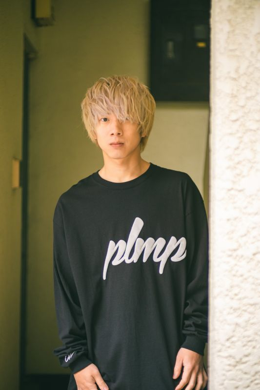 画像1:  【PLMP】EXPANSION LS TEE / BLACK (1)