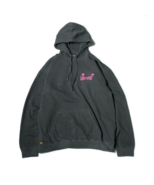 画像1:  【SALT&MUGS】Circle logo hoodie (1)