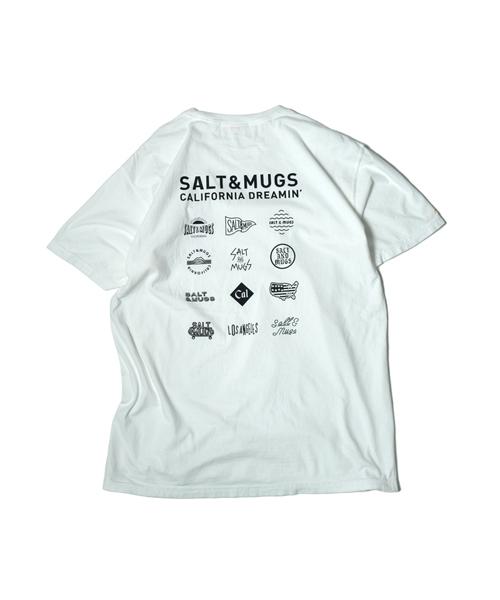 画像1:  【SALT&MUGS】Dreamin S/S (1)