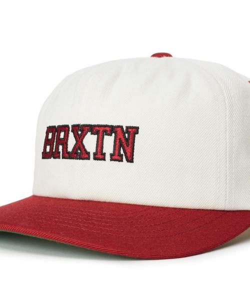 画像1:  【BRIXTON】NEW ARK SNAP BACK CAP (1)
