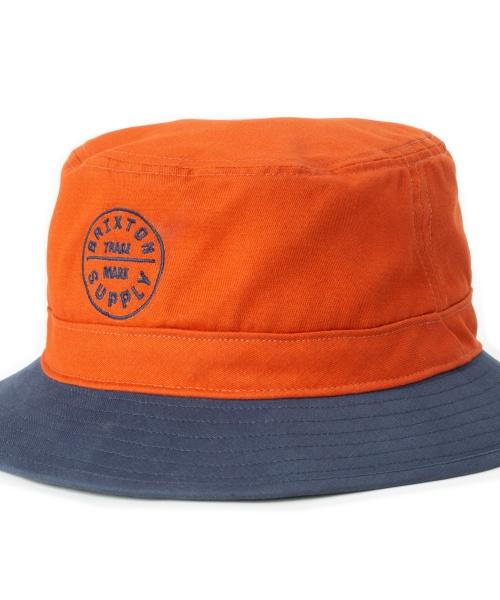 画像1:  【BRIXTON】OATH BUCKET HAT (1)