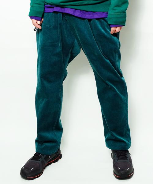 画像1: 【PLMP】CORDY EASY PANTS (1)