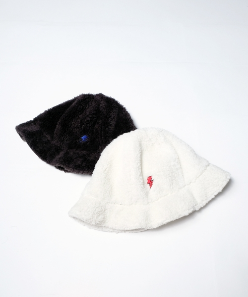 画像1: 【VIRGO】LIGHTNING BOA HAT (1)