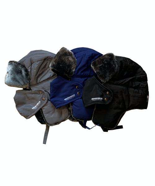 画像1: 【VIRGO】SIBERIAN BOA CAP (1)
