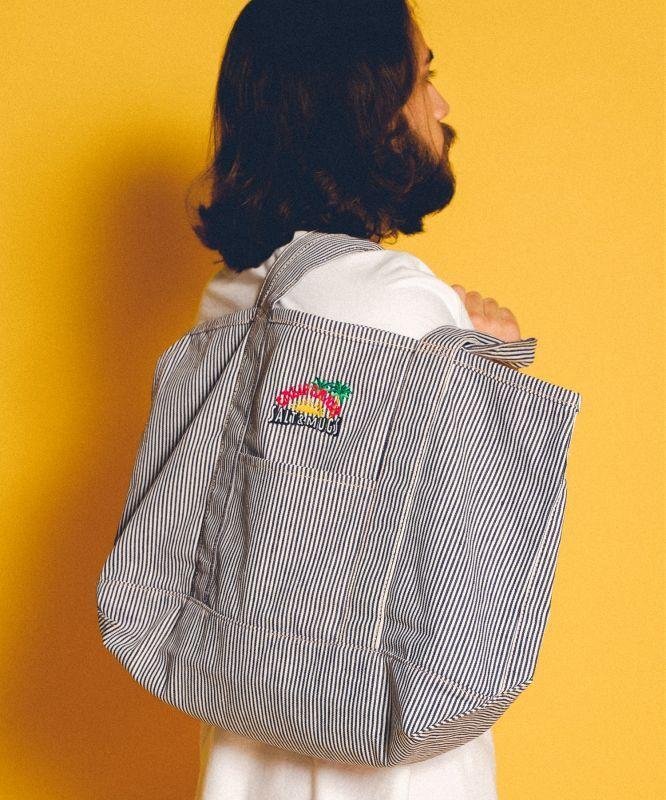 画像1: 【SALT&MUGS】TROPICAL TOTE BAG (1)