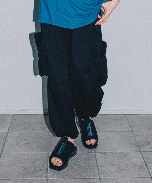 画像1: 【VIRGO】FAT & PKT CARGO PANTS (1)