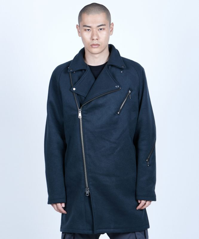 画像1: <11月発売・先行予約>【VIRGO】STRUMMER CHESTER COAT (1)